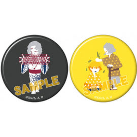 [Demon Slayer] Can Badge Set -Yuru Palette vol.3 C