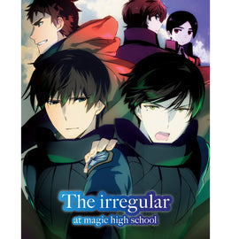 [The irregular at magic high school] Vol.2 Nine Schools Competition - Blu-ray