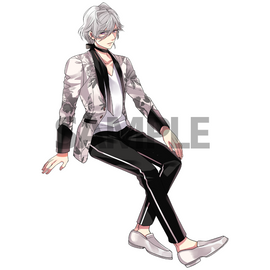 [Ikemen Vampire] Acrylic Stand - Fashion Collection 2019 Mozart