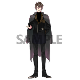 [Ikemen Vampire] Acrylic Stand - Fashion Collection 2019 Leonardo