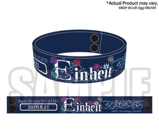 [BanG Dream! Girl's Band Party!]8th☆LIVE Rubber Band「Einheit」- Character Goods