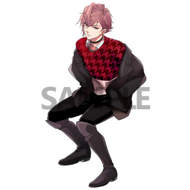 [Ikemen Vampire] Acrylic Stand - Fashion Collection 2019 Isaac