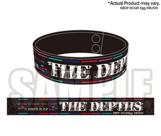 [BanG Dream! Girl's Band Party!]8th☆LIVE Rubber Band 「THE DEPTHS」- Character Goods