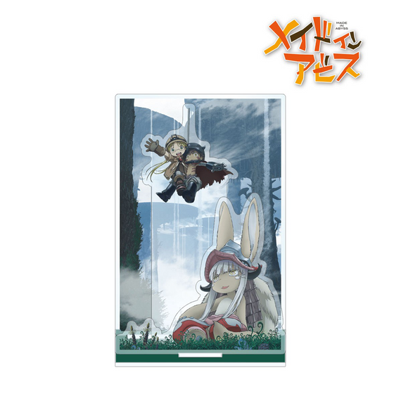 [Made in Abyss] Acrylic Diorama - Character Goods