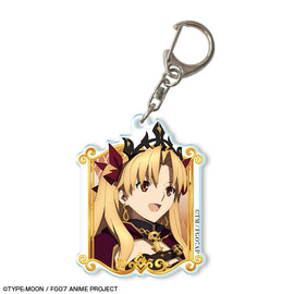 [Fate / Grand Order Absolute Demonic Battlefront: Babylonia] Acrylic Keychain Ver.3 Ereshkigal - Character Goods
