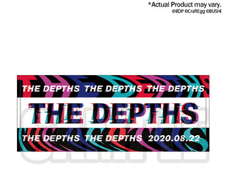 [BanG Dream! Girl's Band Party!]8th☆LIVE Towel 「THE DEPTHS」- Character Goods