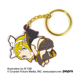 [Vocaloid] Kagamine Rin TSUMAMARE Key Chain - Character Goods