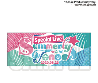 [BanG Dream! Girl's Band Party!] 8th☆LIVE Towel 「Special Live 〜Summerly Tone♪〜」- Character Goods