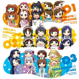 [THE iDOLM@STER]CD - PETIT iDOLM@STER ED Closhing songs