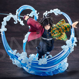 [Demon Slayer: Kimetsu no Yaiba] Giyu Tomioka - 1/8 Scale Figure