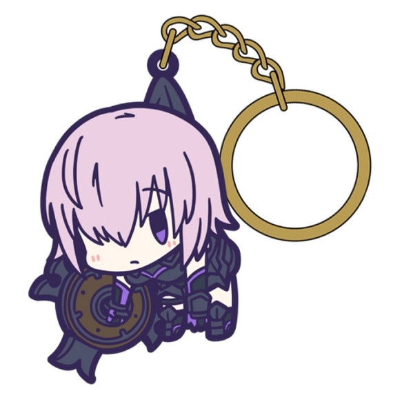 [Fate/Grand Order] Shielder/ Mashu Kyrielight TSUMAMARE Key Chain - Character Goods