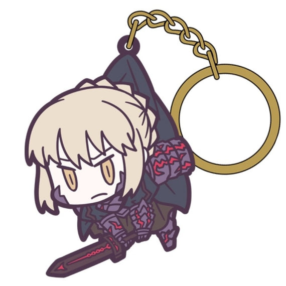 [Fate/Grand Order] Saber/ Artoria Pendragon[Alter] TSUMAMARE Key Chain - Character Goods