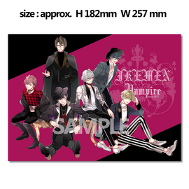 [Ikemen Vampire] Illustration Plate 2019 Collection