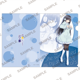 [Thou Shalt Not Die] Amanogawa Hoshino Winter Outfit - Clear File