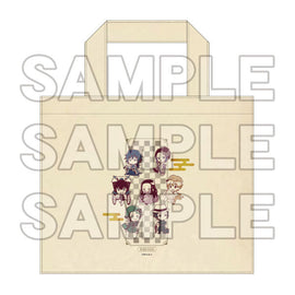 [Demon Slayer] Mystery Solving Lunch Tote Bag - Character Goods