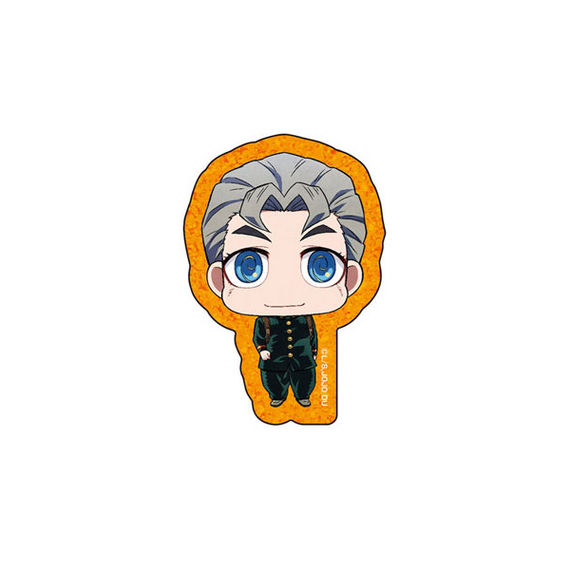 [Jojo's Bizarre Adventure Part 4] Laminated Acrylic Badge Hirose Koichi - Character Goods