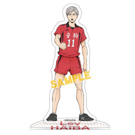 [Haikyu!! TO THE TOP] Acrylic Stand Lev Haiba - Character Goods