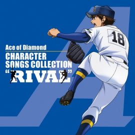 [Ace of Diamond] Character Songs Collection/ RIVAL - CD