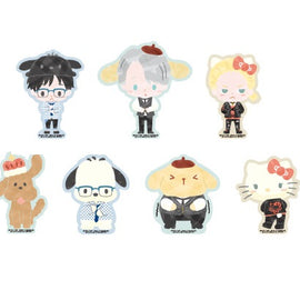 [Yuri!!! on ICE]  Trading Matte Sticker - Blind Box