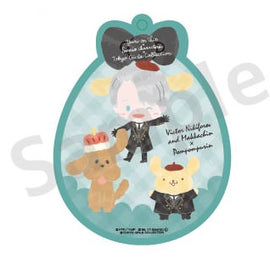 [Yuri!!! on ICE] Pass case - Victor×PomPomPurin