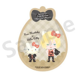 [Yuri!!! on ICE] Pass case - Yuri Plisetsky×Hello Kitty