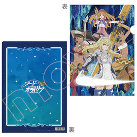[Is it Wrong to Try to Pick Up Girls in a Dungeon?] Sword Oratoria Clear File A - Character Goods