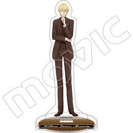 [Moriarty the Patriot] Acrylic Stand William Moriarty - Character Goods