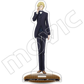 [Moriarty the Patriot] Acrylic Stand Louis Moriarty - Character Goods