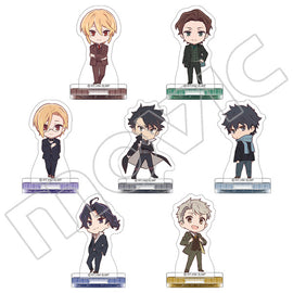 [Moriarty the Patriot] Acrylic Stand Putitto Colle (Single) - Blind Box
