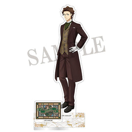 [Moriarty the Patriot] Acrylic Stand ver.2 / Albert Moriarty - Character Goods