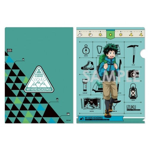 [My Hero Academia] Mountain Climbing!! Clear File - Clear File