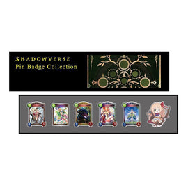 "[Shadowverse] Pin Badge Collection A ""Forrestcraft"" - Character Goods"