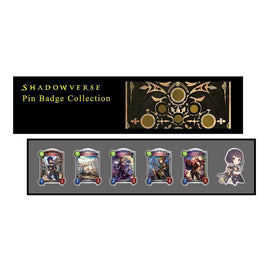 "[Shadowverse] Pin Badge Collection B ""Swordcraft"" - Character Goods"