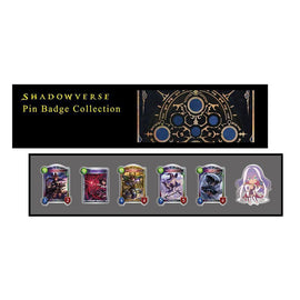 "[Shadowverse] Pin Badge Collection C ""Runecraft"" - Character Goods"