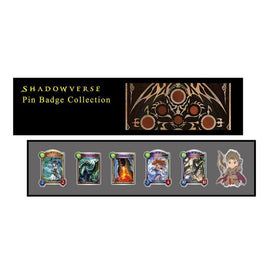 "[Shadowverse] Pin Badge Collection D ""Dragoncraft"" - Character Goods"