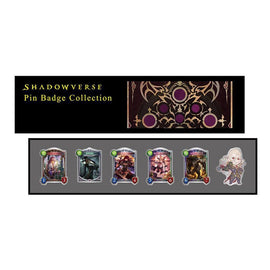 "[Shadowverse] Pin Badge Collection F ""Bloodcraft"" - Character Goods"