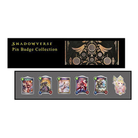 "[Shadowverse] Pin Badge Collection G ""Havencraft"" - Character Goods"