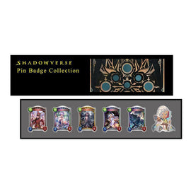 "[Shadowverse] Pin Badge Collection H ""Portalcraft"" - Character Goods"