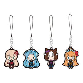[Cygames] CyStore Carnival Rubber Strap Set - Character Goods