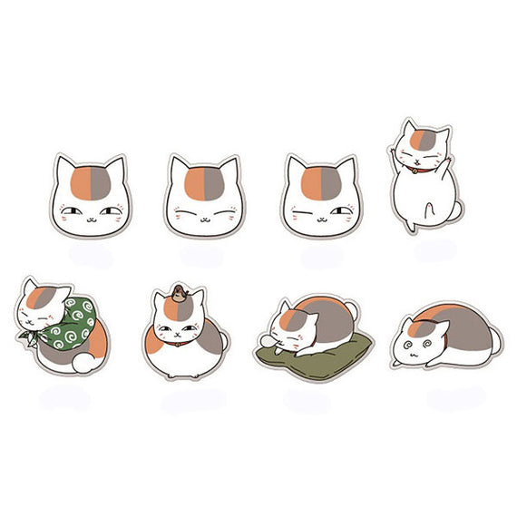 [Natsume's Book of Friends] Nyanko Sensei Pins Collection - Blind Box