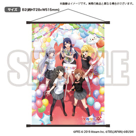 [Revue Starlight] Festival 2019 B2 Wall Scroll - Character Goods