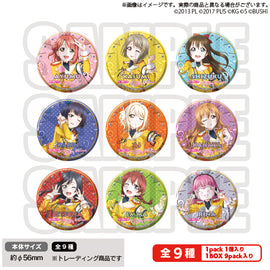 [Love Live! ALL STARS] Trading Can Badge Nijigasaki High School Idol Club - C97 Exclusive Item