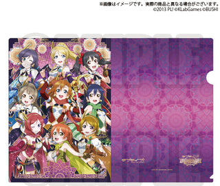 [Love Live!] Clear File Winter 2019 Ver. - C97 Exclusive Item