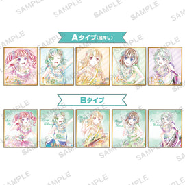 [BanG Dream!] Ani-Art Mini Shikishi/Pastel*Palette 2020 ver. - Blind Box