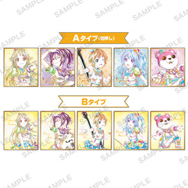 [BanG Dream!] Ani-Art Mini Shikishi/Hello, Happy World! 2020 ver. - Blind Box