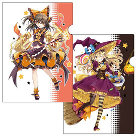 [Touhou Project] Clear File Set - Clear File