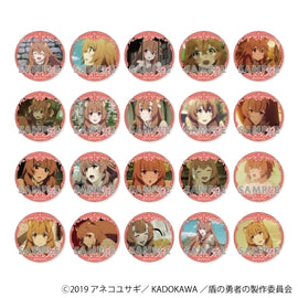 [The Rising of the Shield Hero] Raphtalia Special Trading Can Badge - Blind Box