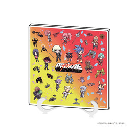 [Promare] Acrylic Art Board 01 Collage Design - Character Goods