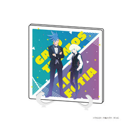 [Promare] Acrylic Art Board 02 Galo & Lio - Character Goods