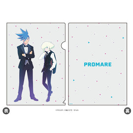 [Promare] Clear File 01 Galo & Lio - Character Goods